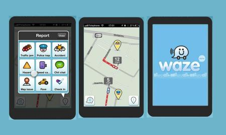 Waze App for Truckers