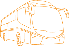 Commercial Bus illustration