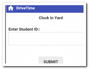 cdl-college-online-drivetime-clock-in-yard