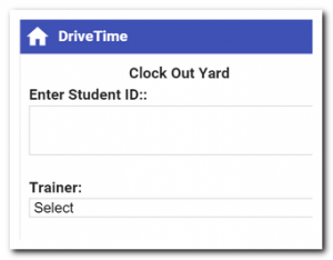 cdl-college-online-drivetime-clock-out-yard