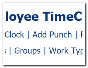 cdl-college-online-employee-timeclock